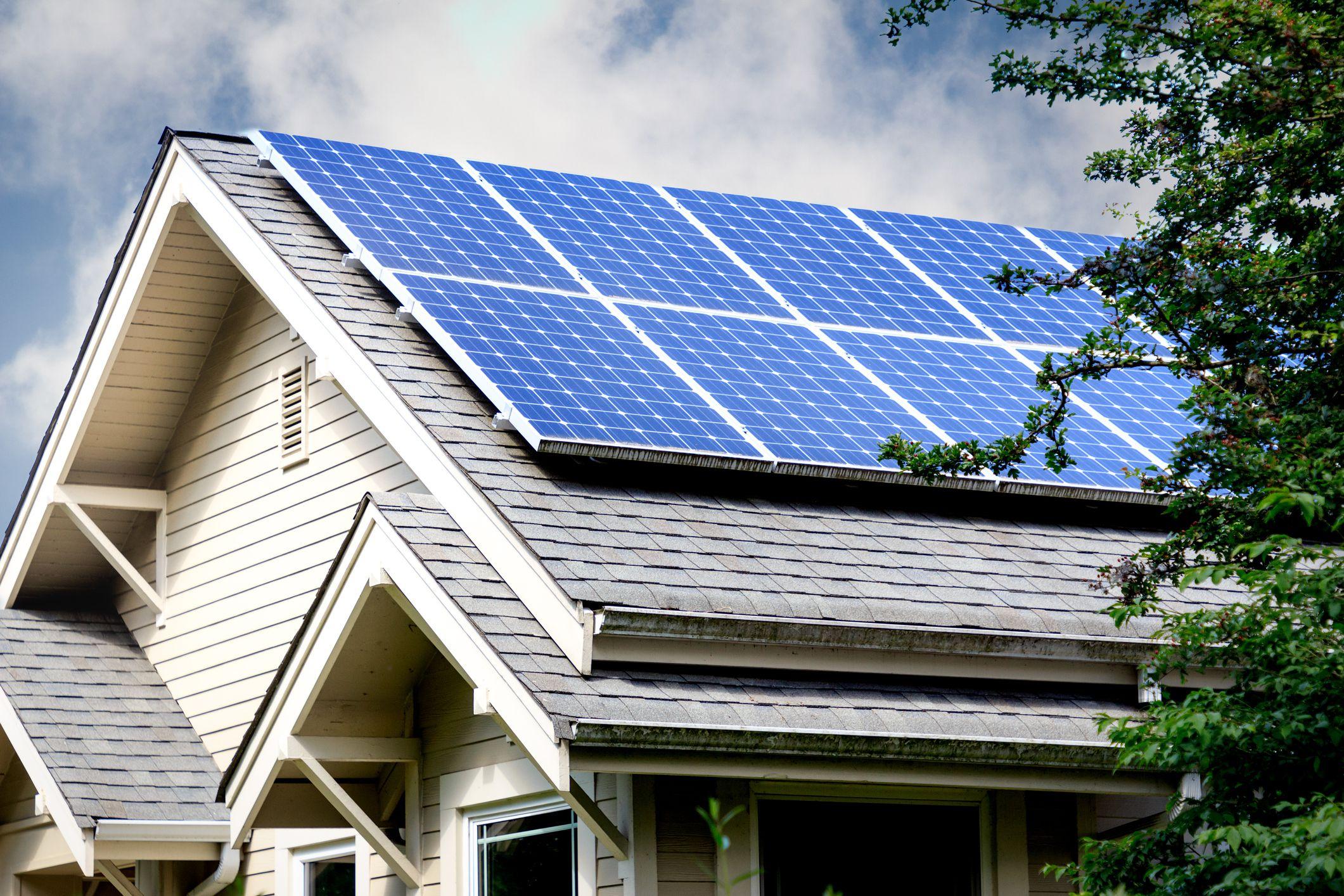 Установка солнечных панелей в Днепре