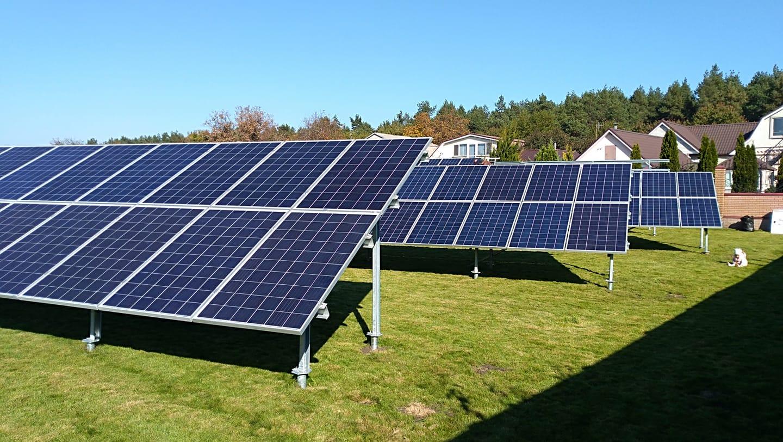Солнечные электростацнии для бизнеса