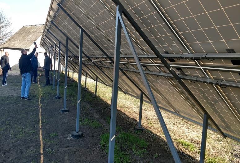 Энергоаудит солнечных электростанций