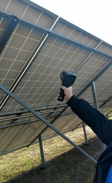 Аудит солнечных электростанций