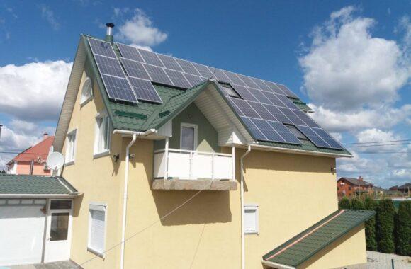 Солнечные электростанции в Кривом Роге